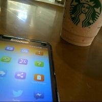 Photo taken at Starbucks by Irawan B. on 9/12/2014