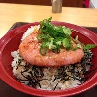 Photo taken at すき家 品川東店 by しぇva on 8/20/2016