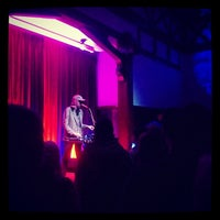 Photo taken at Swedish American Hall by Jeremiah S. on 10/19/2015