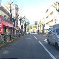 Photo taken at 長崎城栄商店街 by 54 on 12/18/2014