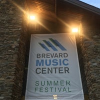 Photo taken at Brevard Music Center by Jeremy N. on 7/10/2016