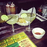 Photo taken at The Mission Cantina by Adam H. on 12/24/2012