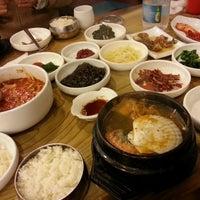 Photo taken at 제주항 by Jeehyun S. on 12/15/2012