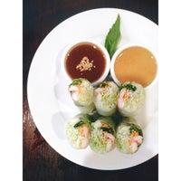 Photo taken at Tasty Thai & Sushi by Jeni B. on 7/21/2013