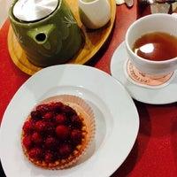 Photo taken at Patisserie Valerie by Melike Ç. on 12/2/2014