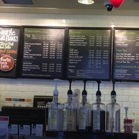 Photo taken at Starbucks by Emiliano L. on 10/6/2012