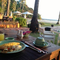 Photo taken at Phi Phi Island Village Beach Resort & Spa by bo keum k. on 3/1/2013