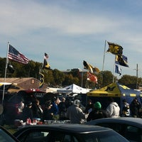 Photo taken at Purdue Tailgating Intermural Fields by Andrea W. on 10/6/2012