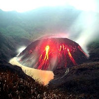 Photo taken at Gunung Kelud by Indo T. on 5/13/2015