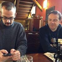 Photo taken at Prosciutteria Villa Salom by Floriano S. on 1/23/2014