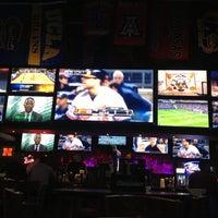 Photo taken at DJ's Dugout Sports Bar by Daniel P. on 10/11/2012