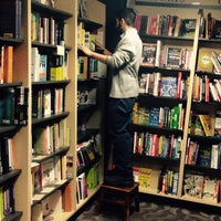 Photo taken at Books Inc. by Ali T. on 1/25/2015