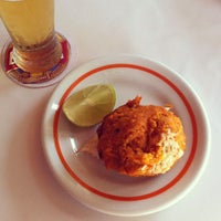 Photo taken at Restaurante Siri - Tijuca by Delmiro J. on 10/2/2012