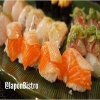 Photo taken at Japon Bistro by Japon B. on 4/15/2015