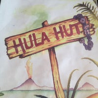 Photo taken at Hula Hut by Georgette A. on 5/13/2013