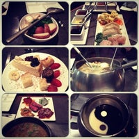 Photo taken at The Melting Pot by Amanda C. on 11/25/2012