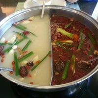 Photo taken at Little Sheep Mongolian Hot Pot by Xiangnan X. on 3/9/2013