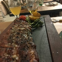 Photo taken at Restaurant Mas Pi by Dani L. on 9/10/2016
