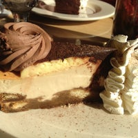 Photo taken at The Cheesecake Factory by Simon M. on 11/12/2012