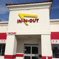 Photo taken at In-N-Out Burger by Josh on 1/22/2013