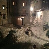 Photo taken at Hotel Sant Jordi by Max K. on 2/13/2014