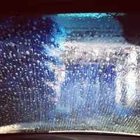 Photo taken at Brown Bear Car Wash by Don K. on 8/20/2012