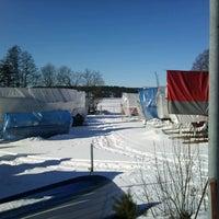 Photo taken at Kvarnviken by Per S. on 3/16/2013