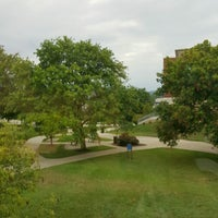 Photo taken at WVU Evansdale Library by Ajay K. on 8/17/2016