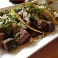 Photo taken at Chilango Mexican Food by Yezel R. on 12/27/2012