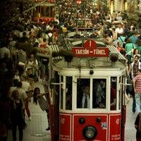 Photo taken at Taksim by Taksim on 9/24/2014
