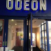 Photo taken at Odeon by Stefanie L. on 8/23/2016