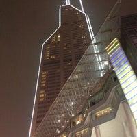 Photo taken at Le Royal Méridien Shanghai   上海世茂皇家艾美酒店 by Edison J. on 12/14/2012