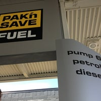 Photo taken at PAK'nSAVE Fuel by Shelley P. on 2/3/2013