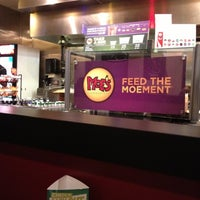 Photo taken at Moe's Southwest Grill by Heather S. on 11/6/2012