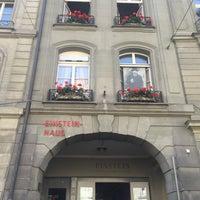 Photo taken at Einstein-Haus by Volkan O. on 9/11/2016