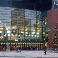Photo taken at Van Andel Arena by Cheryl H. on 1/1/2013