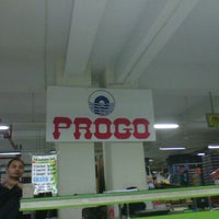 Photo taken at Progo by Cherrylia S. on 12/16/2012