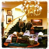 Photo taken at Brooks Brothers by Daniele U. on 10/8/2012