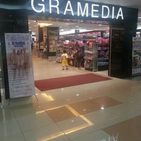 Photo taken at Gramedia by Andri S. on 9/20/2012