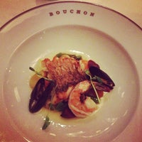 Photo taken at Bouchon by Jason F. on 6/9/2013
