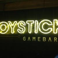 Photo taken at Joystick Gamebar by Carlton M. on 11/24/2012
