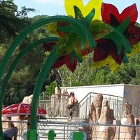 Photo taken at Aquapark Aquamania by Paffy P. on 8/20/2014