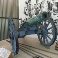Photo taken at Yorktown Battlefield National Park by Colby F. on 12/28/2012