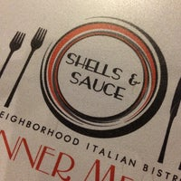 Photo taken at Shells and Sauce by Kevin H. on 12/13/2012