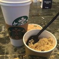 Photo taken at Starbucks by Lauren V. on 2/16/2016