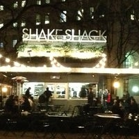 Photo taken at Shake Shack by Kelsey S. on 1/18/2013