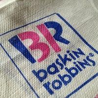 Photo taken at Baskin-Robbins by Desiree A. on 9/28/2012