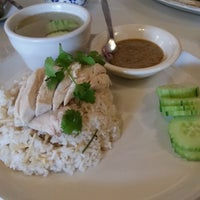 Photo taken at Siam Cuisine by Jacob W. on 1/25/2015