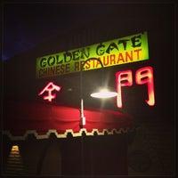 Photo taken at Golden Gate Chinese Restaurant by Devon A. on 9/8/2013