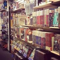 Photo taken at Dragon's Lair Comics by Ashley Z. on 10/29/2012